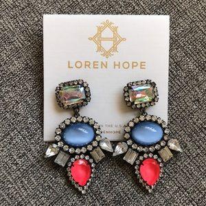Loren Hope Statement Earrings